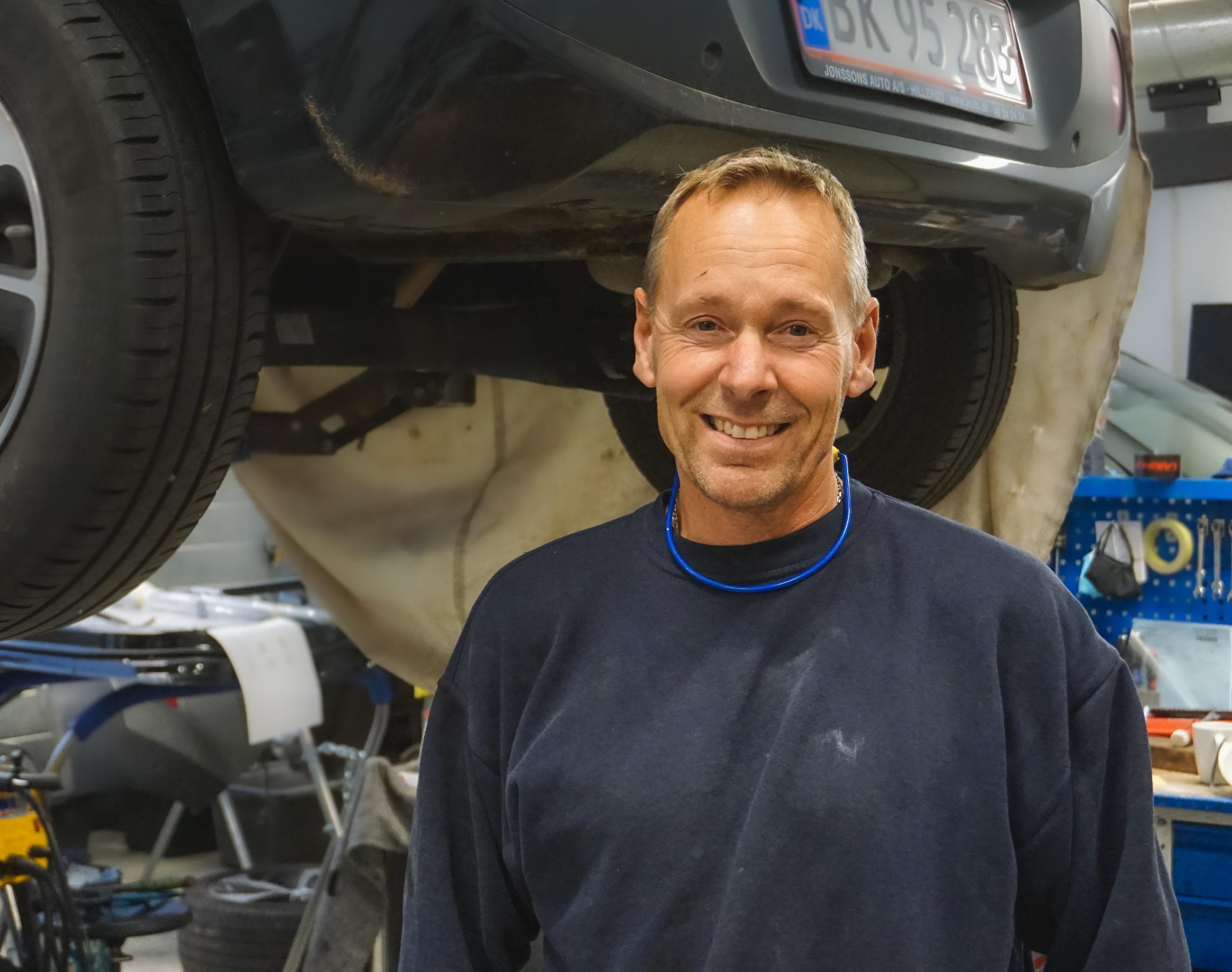 Lars Hallden