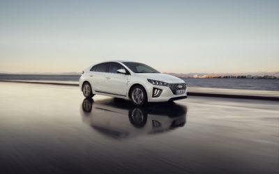 Elektrisk slutspurt på Hyundai IONIQ